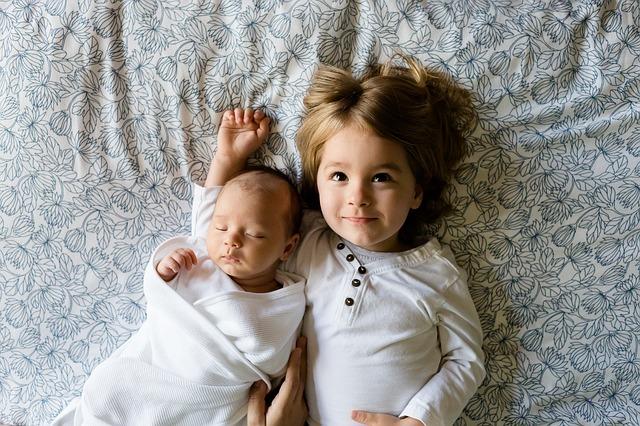 赤子と少年