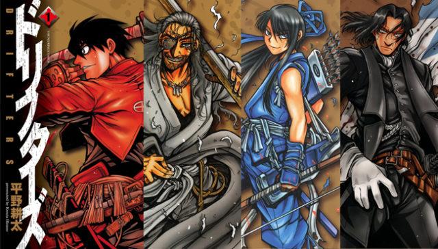 【ドリフターズ】実在した偉人や英雄が異世界で出会ったら【漫画】
