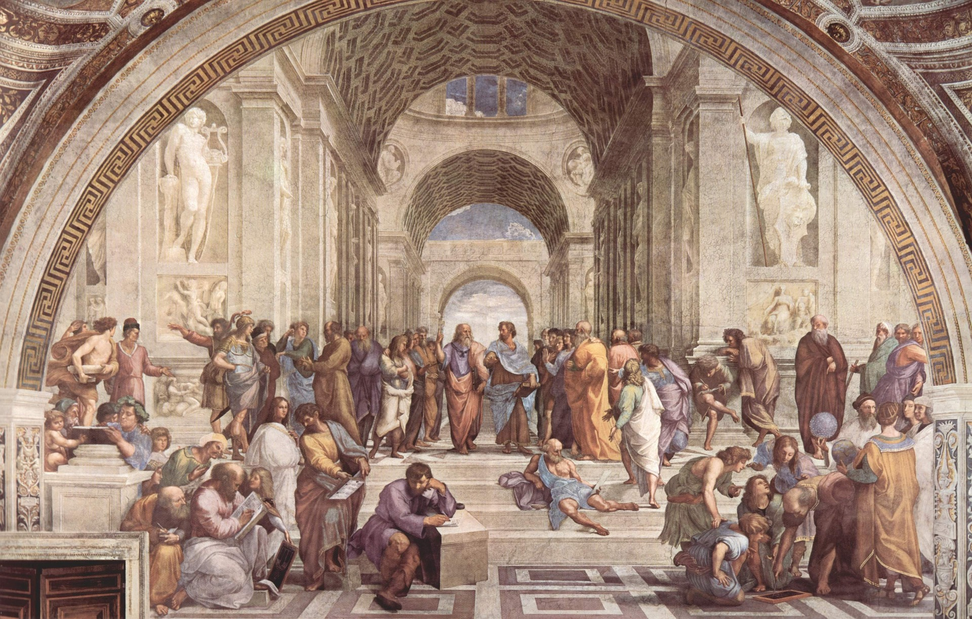 哲学書って実は古代の魔導書なんだよって話【ファンタジーに例えよう】